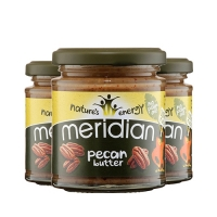 Meridian Foods Pecan Butter (3x170g)