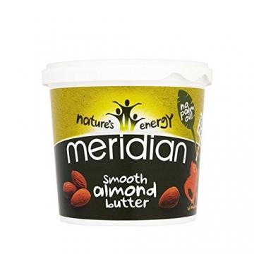 Meridian Foods Almond Butter (6x454g)