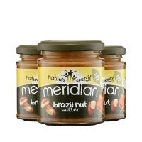 Meridian Foods Brazil Nut Butter (3x170g)