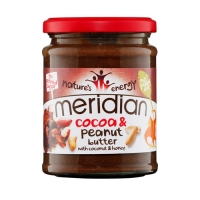 Meridian Foods Cocoa & Peanut Butter (6x280g)