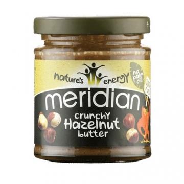 Meridian Foods Hazelnut Butter (6x170g)