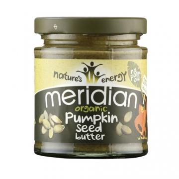 Meridian Foods Organic Pumpkin Seed Butter (6x170g)