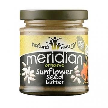 Meridian Foods Organic Sunflower Seed Butter (6x170g)