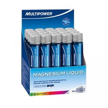Multipower Magnesium Liquid (20x25ml)