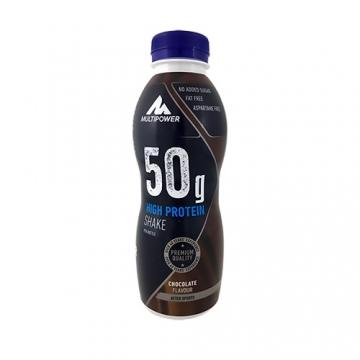 Multipower 50g Protein Shake (12x500ml)