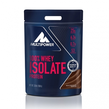 Multipower 100% Whey Isolate (1590g)