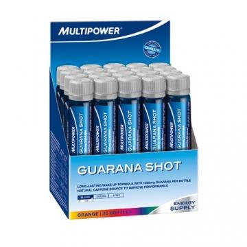 Multipower Guarana Shot (20x25ml)