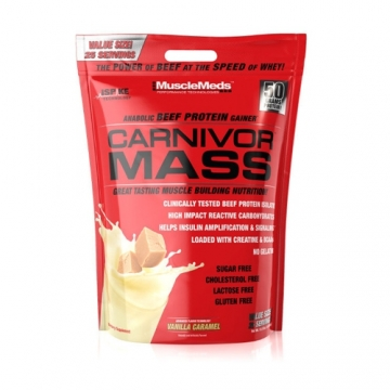Muscle Meds Carnivor Mass (10lbs)