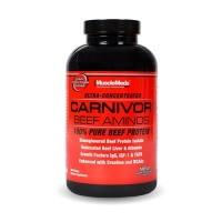 Muscle Meds Carnivor Beef Aminos (300)
