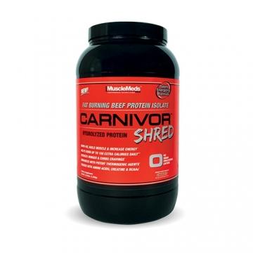 Muscle Meds Carnivor Shred (2lbs)