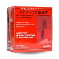 Muscle Meds Methyl Arimatest (60 serv)