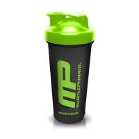 Musclepharm Sportswear Shaker Bottle Black (MPBTL518)