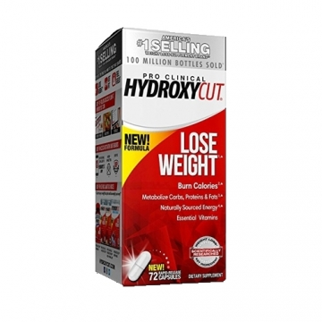Muscletech Hydroxycut Pro Clinical (72 caps)