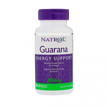 Natrol Guarana 200mg (90)