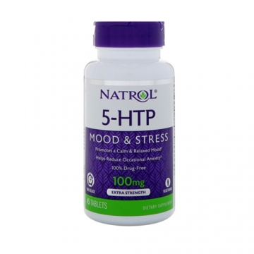 Natrol 5-HTP 100mg Time Release (45)
