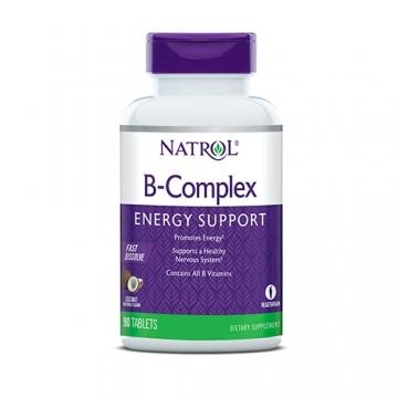 Natrol B-Complex Fast Dissolve (90)