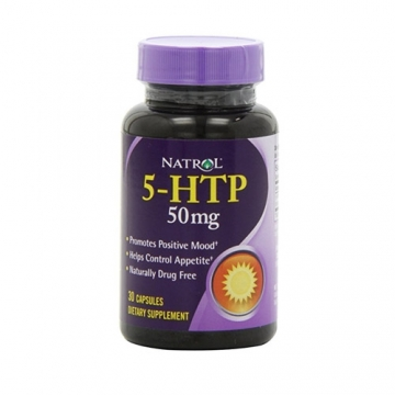 Natrol 5-HTP 50mg (30)