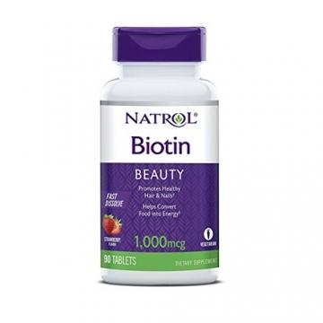 Natrol Biotin 1000mcg Fast Dissolve (90)