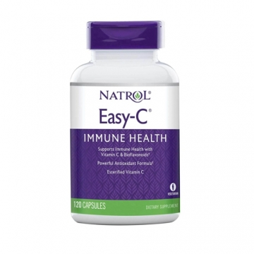 Natrol Easy-C Caps 500mg (120)