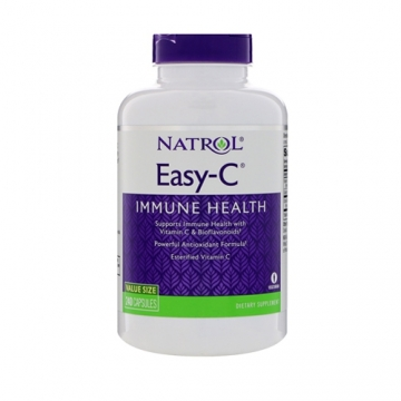 Natrol Easy-C Caps 500mg (240)