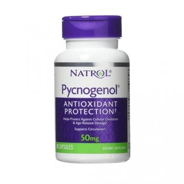 Natrol Pycnogenol 50mg (60)