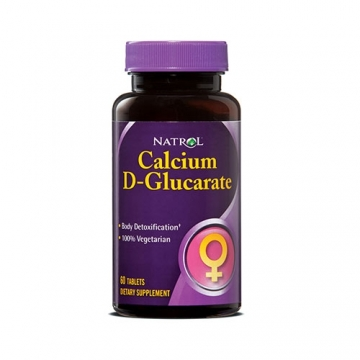 Natrol Calcium D-Glucarate 500mg (60)