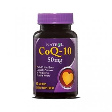 Natrol CoQ-10 50mg (60)