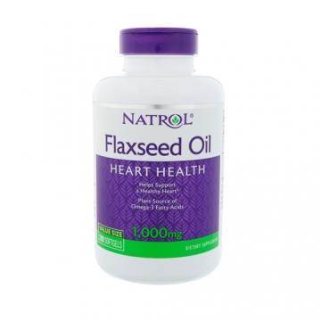 Natrol Flaxseed Oil 1000mg (200)
