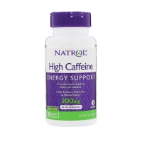 Natrol High Caffeine 200mg (100)