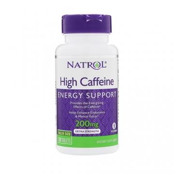 Natrol High Caffeine 200mg (100)