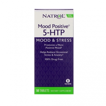 Natrol 5-HTP Mood Positive (50)