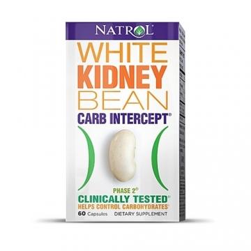 Natrol White Kidney Bean Carb Intercept (60)