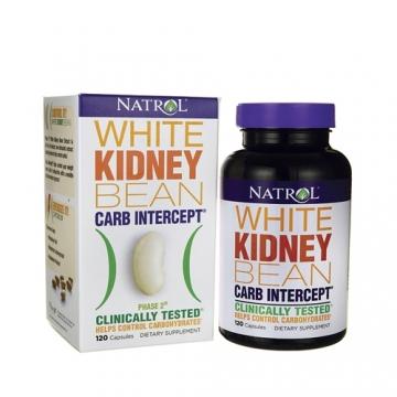 Natrol White Kidney Bean Carb Intercept (120)