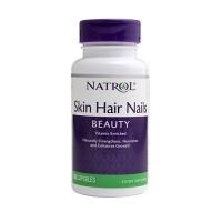 Natrol Skin Hair Nails (60)