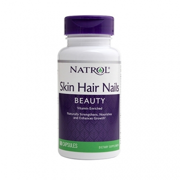 Natrol Skin Hair Nails (60)