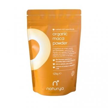 Naturya Superfoods Organic Maca Powder (125g)