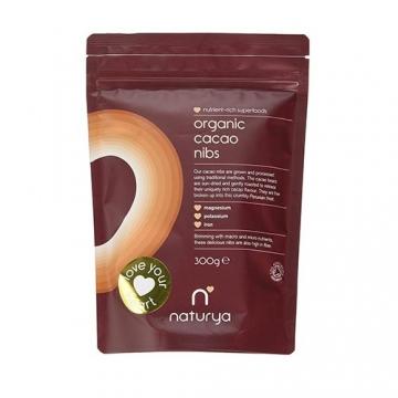 Naturya Superfoods Organic Cacao Nibs (300g)