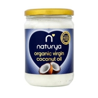 Naturya Superfoods Organic Coconut Oil Virgin (6x500ml)