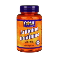 Now Foods Arginine/Ornithine (100)