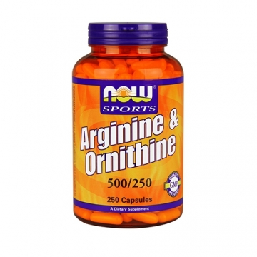 Now Foods Arginine/Ornithine (250)