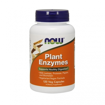Now Foods Plant Enzyme (120)