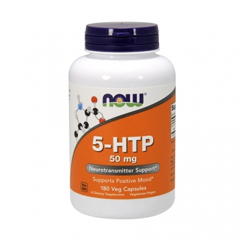 Now Foods 5-HTP 50mg (180)