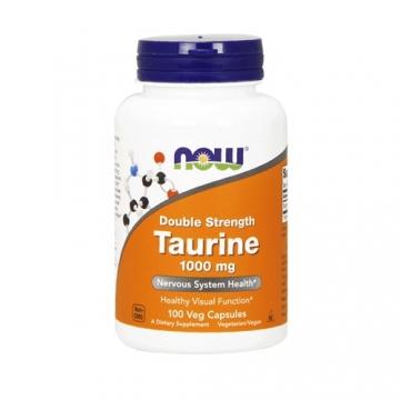 Now Foods Taurine 1000mg (100)