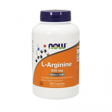 Now Foods L-Arginine 500mg (250)
