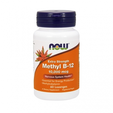 Now Foods Methyl B12 10000mcg (60)