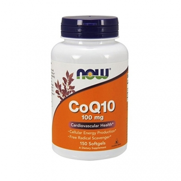 Now Foods CoQ10 100mg (150)