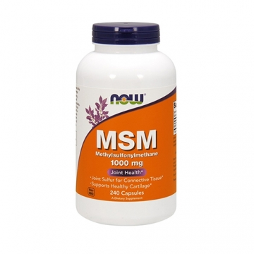 Now Foods MSM 1000mg (240)