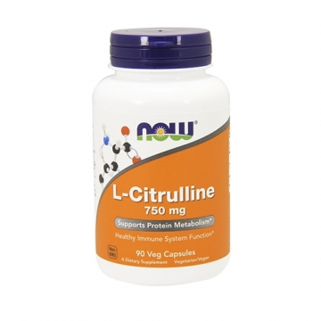 Now Foods L-Citrulline 750mg (90)