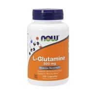 Now Foods L-Glutamine 500mg (120)
