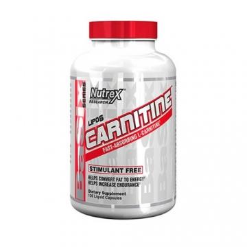 Nutrex Research Lipo-6 Carnitine (120)